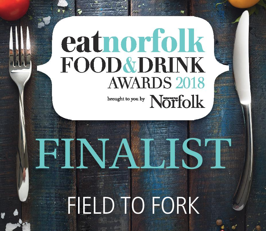 Norfolk Food and Drink Awards 2018 & Farmers Markets