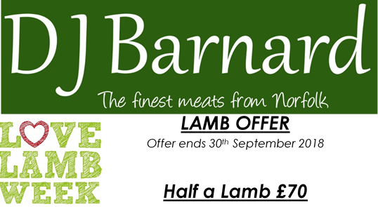 LOVE LAMB WEEK